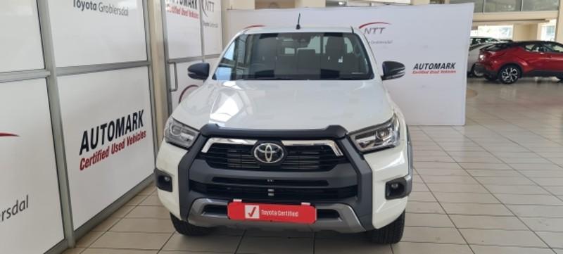 2021 Toyota Hilux 2.8 GD-6 RB Legend RS 4x4 Double Cab Bakkie Limpopo Groblersdal_0