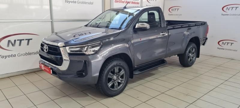 2021 Toyota Hilux 2.8 GD-6 RB Raider Auto Single Cab Bakkie Limpopo Groblersdal_0