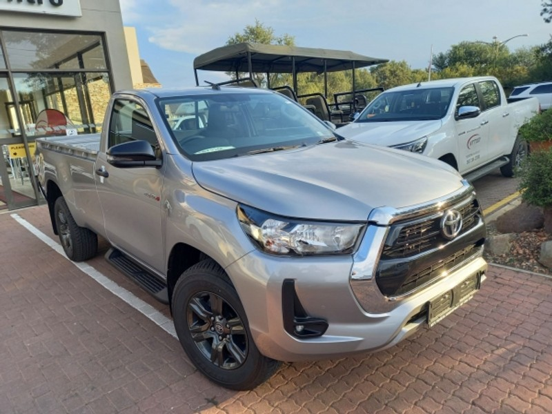 2021 Toyota Hilux 2.4 GD-6 RB Raider Single Cab Bakkie Limpopo Hoedspruit_0