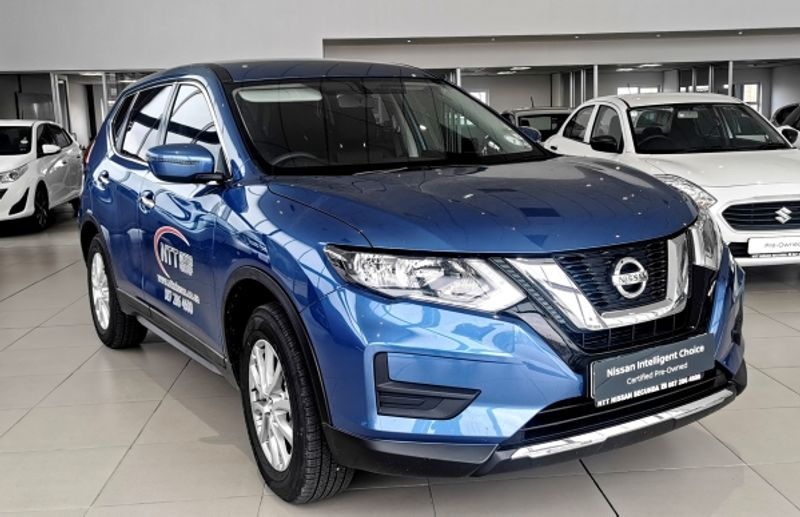 2021 Nissan X-Trail 2.0 Visia Mpumalanga Secunda_0