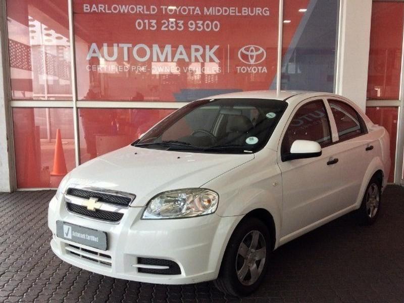 2010 Chevrolet Aveo 1.6 Ls  Mpumalanga Middelburg_0