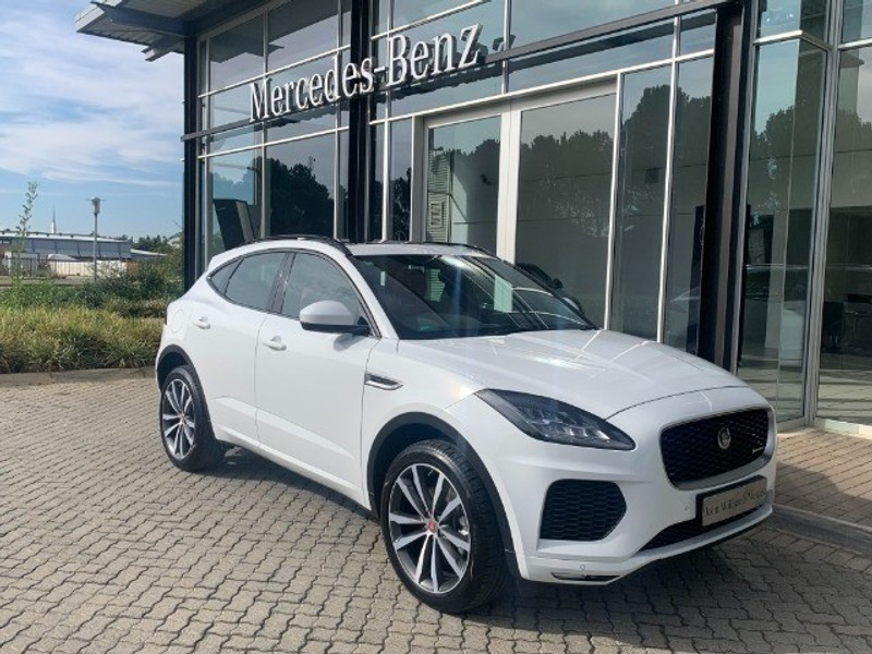 2019 Jaguar E-Pace 2.0D HSE 177KW Free State Welkom_0