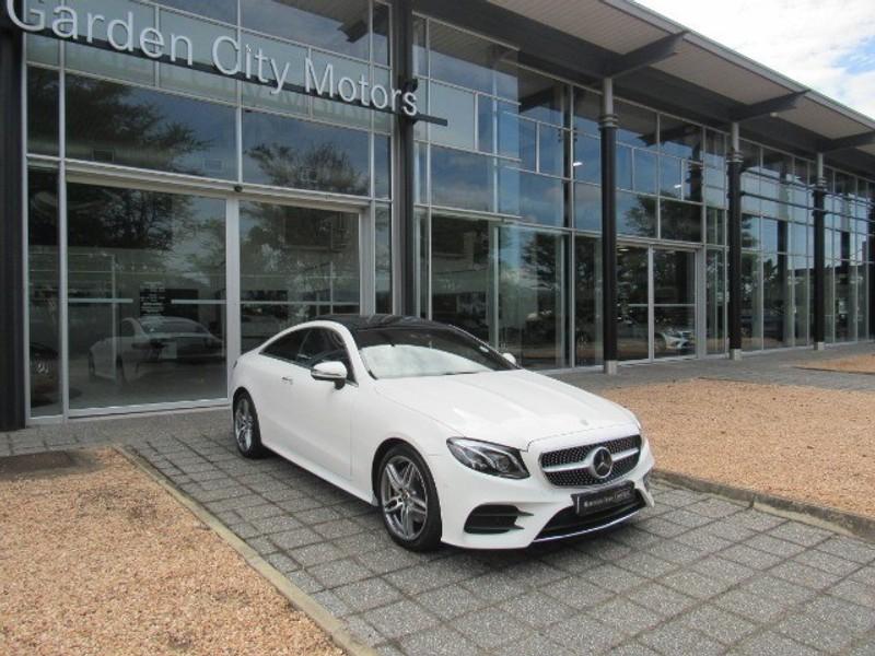 2019 Mercedes-Benz E-Class E 220d Coupe Mpumalanga Nelspruit_0