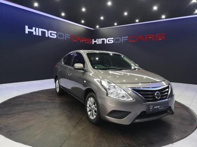2014 Nissan Almera 1.5 Acenta Gauteng Boksburg_0
