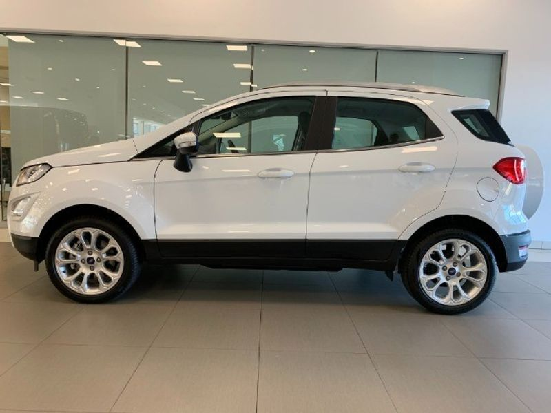 2021 Ford EcoSport 1.0 Ecoboost Titanium Auto Western Cape Tygervalley_0