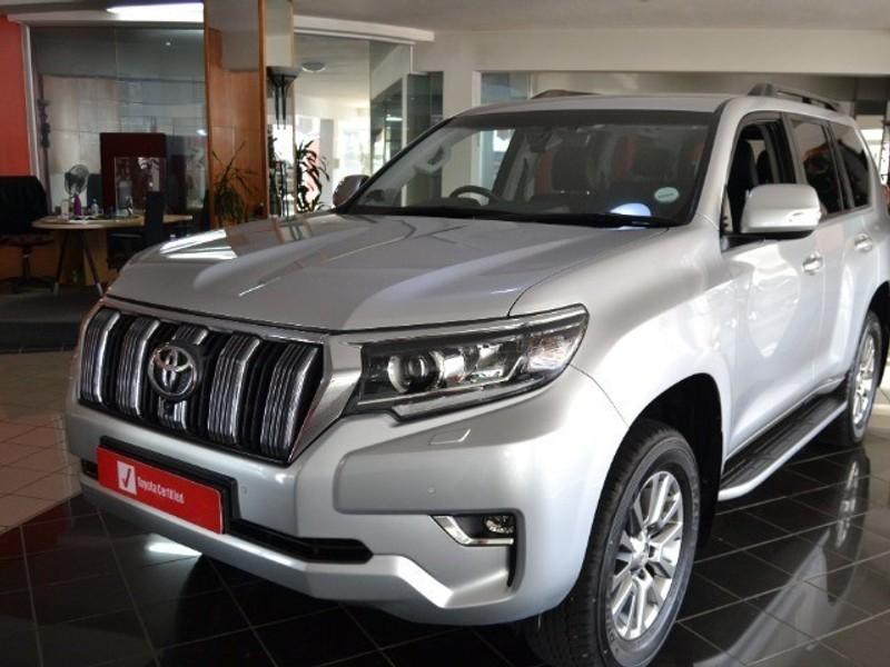 2019 Toyota Prado VX 4.0 V6 Auto Western Cape Tygervalley_0