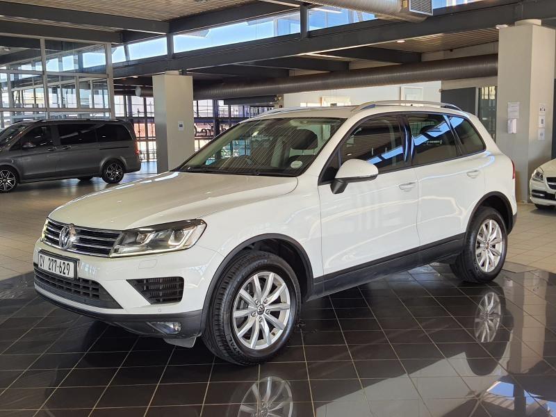 2015 Volkswagen Touareg GP 3.0 V6 TDI Luxury TIP Western Cape Cape Town_0