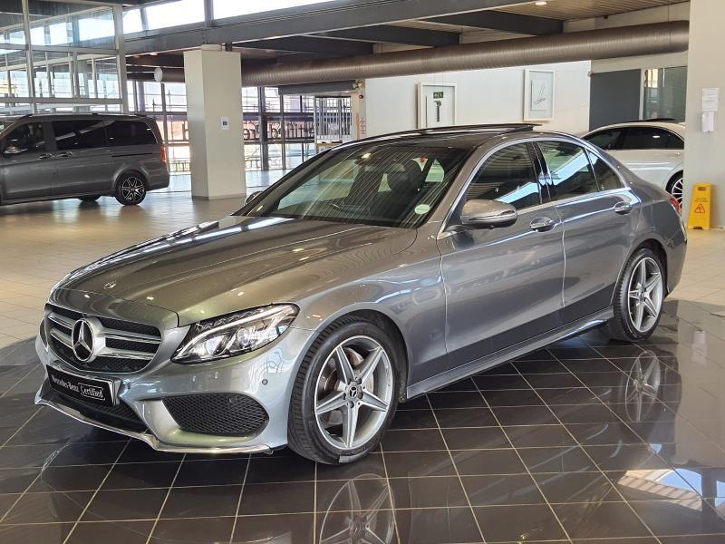 2018 Mercedes-Benz C-Class C200 AMG line Auto Western Cape Cape Town_0