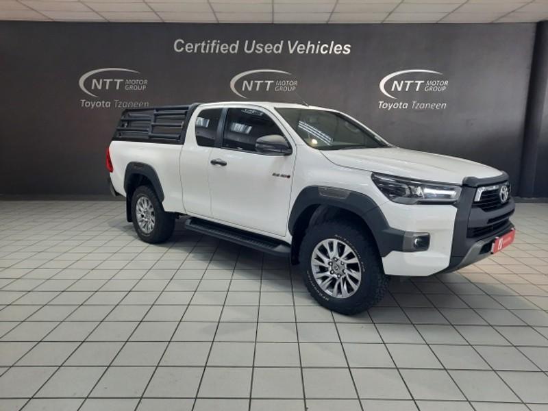2021 Toyota Hilux 2.8 GD-6 RB Legend 4x4 Auto PU ECab Limpopo Tzaneen_0
