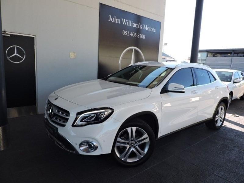 2018 Mercedes-Benz GLA 200d Auto Free State Bloemfontein_0