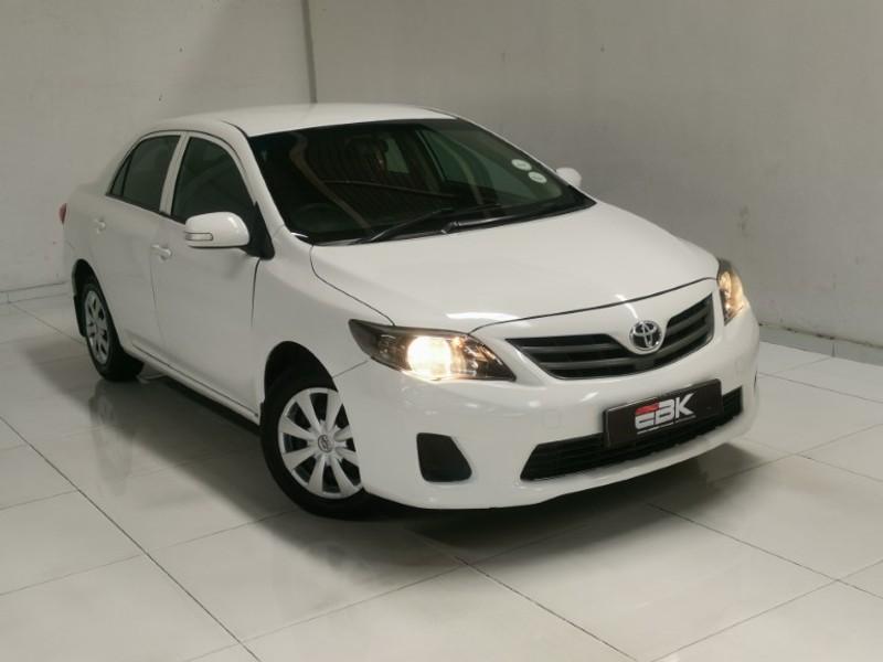 2012 Toyota Corolla 1.3 Professional  Gauteng Johannesburg_0