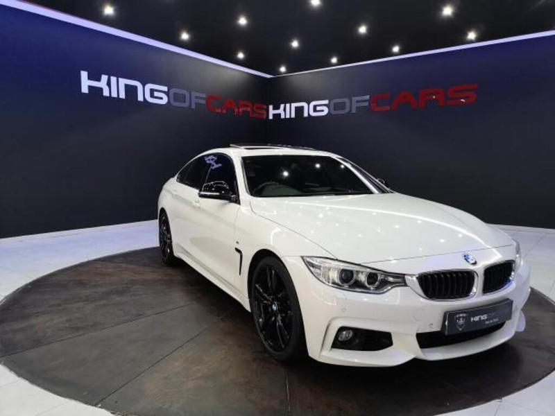 2015 BMW 4 Series 435i Gran Coupe M Sport Auto Gauteng Boksburg_0