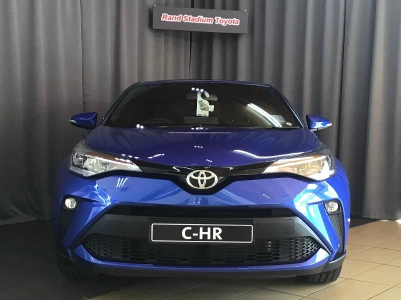2021 Toyota C-HR 1.2T Plus Gauteng Rosettenville_0