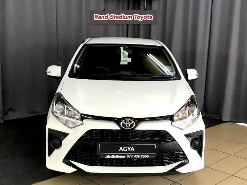 2021 Toyota Agya 1.0 Auto Gauteng Rosettenville_0