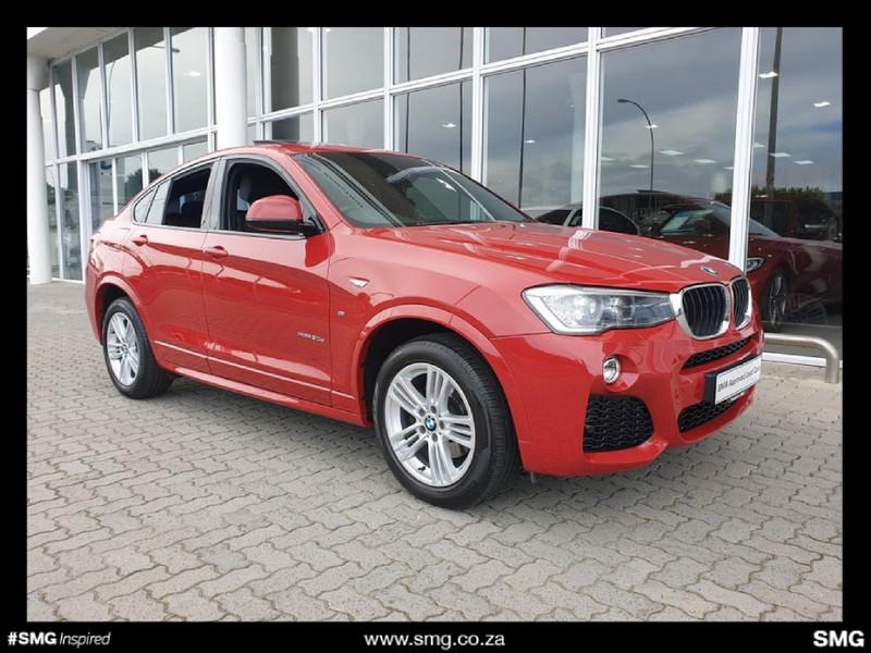 2016 BMW X4 xDRIVE20d M Sport Western Cape Tygervalley_0