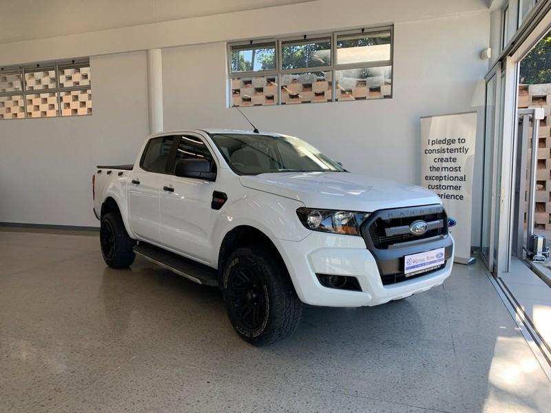 2019 Ford Ranger 2.2TDCi XL Double Cab Bakkie Mpumalanga White River_0