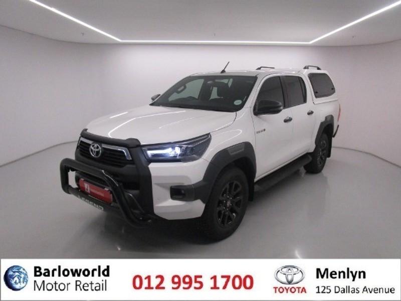 2020 Toyota Hilux 2.8 GD-6 RB Legend Double Cab Bakkie Gauteng Pretoria_0