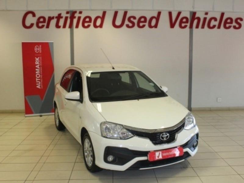2018 Toyota Etios 1.5 Xs 5dr  Western Cape Stellenbosch_0