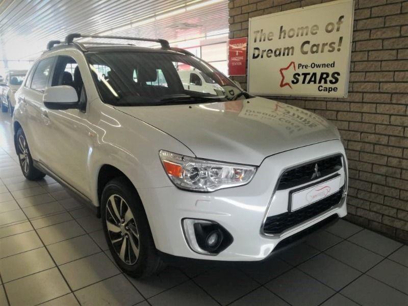 2016 Mitsubishi ASX 2.0 GLX  Sport Western Cape Bellville_0