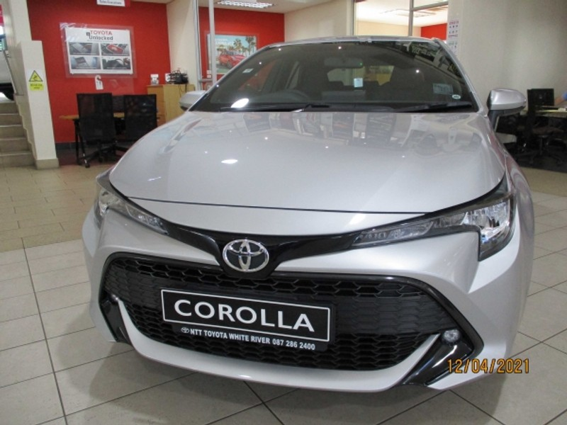2021 Toyota Corolla 1.2T XS CVT 5-Door Mpumalanga White River_0