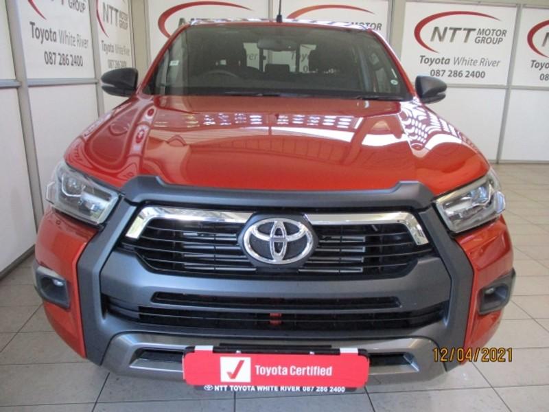2021 Toyota Hilux 2.8 GD-6 RB Legend Auto Double Cab Bakkie Mpumalanga White River_0