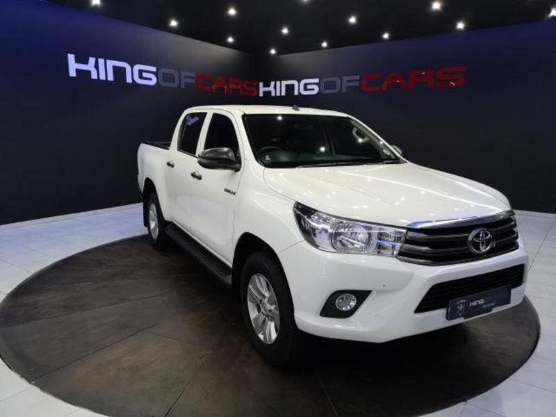 2018 Toyota Hilux 2.4 GD-6 RB SRX Double Cab Bakkie Gauteng Boksburg_0