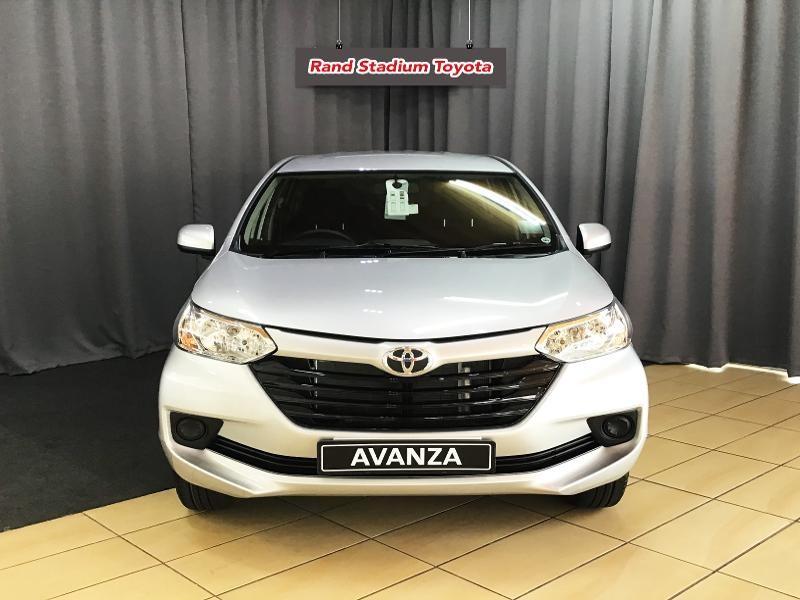 2021 Toyota Avanza 1.3 SX Gauteng Rosettenville_0