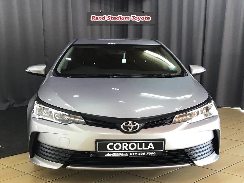 2021 Toyota Corolla Quest 1.8 Auto Gauteng Rosettenville_0