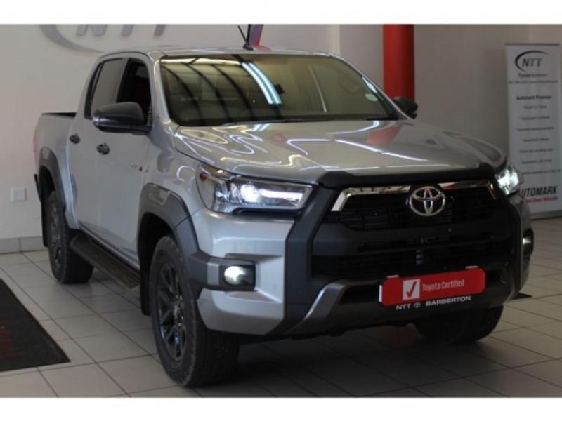2021 Toyota Hilux 2.8 GD-6 RB Legend Double Cab Bakkie Mpumalanga Barberton_0
