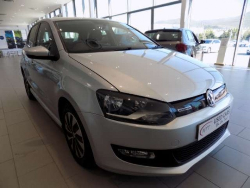 2017 Volkswagen Polo GP 1.0 TSI Bluemotion Western Cape Paarl_0