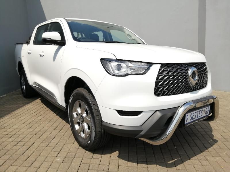 2021 GWM P-Series CV 2.0TD SX 4X4 Auto Double Cab Bakkie Gauteng Johannesburg_0