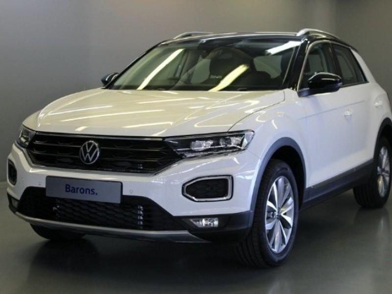 2021 Volkswagen T-ROC 1.4 TSI Design Tiptronic Western Cape Tokai_0