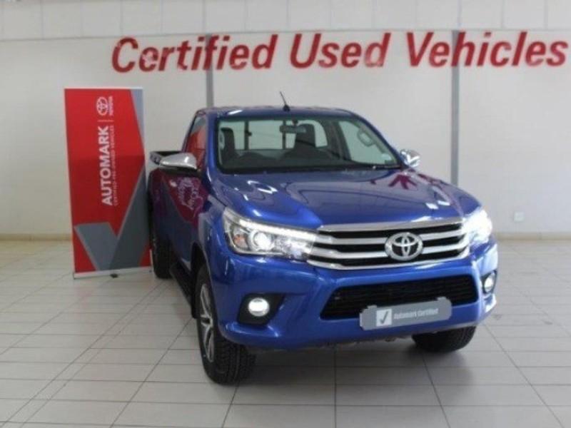 2018 Toyota Hilux 2.8 GD-6 RB Raider Single Cab Bakkie Western Cape Stellenbosch_0
