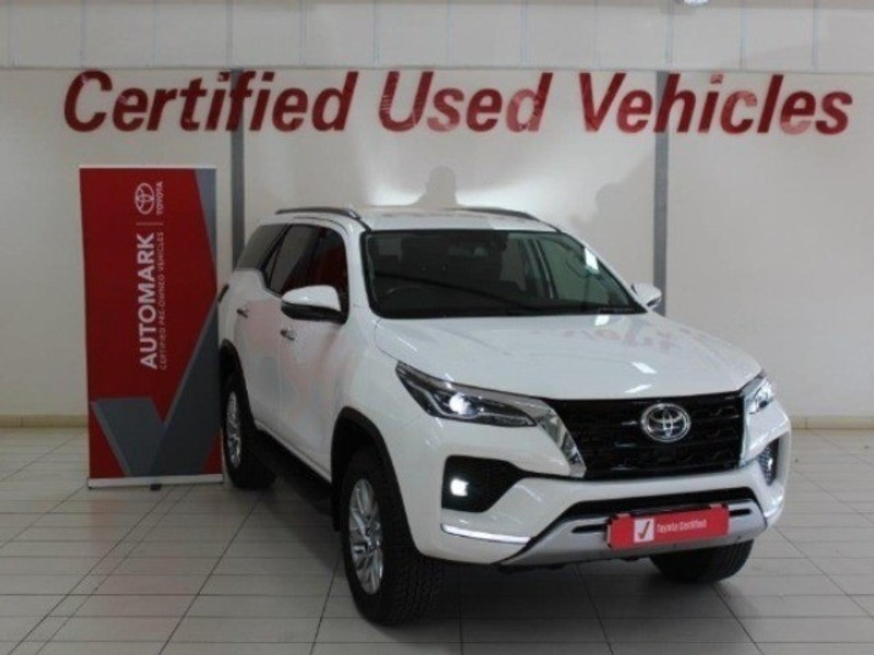 2021 Toyota Fortuner 2.8GD-6 VX Auto Western Cape Stellenbosch_0