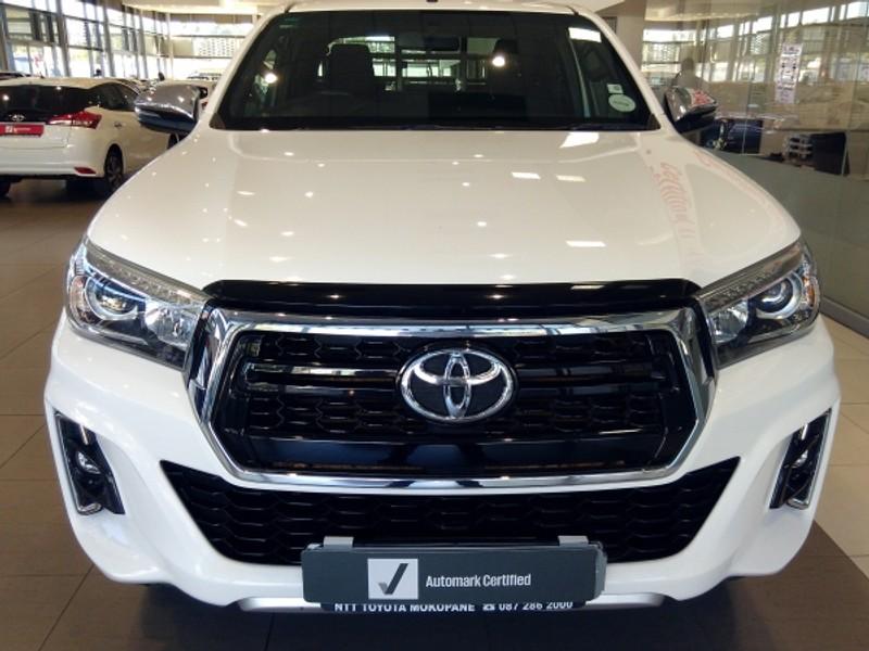 2019 Toyota Hilux 2.8 GD-6 RB Raider Auto PU ECAB Limpopo Mokopane_0