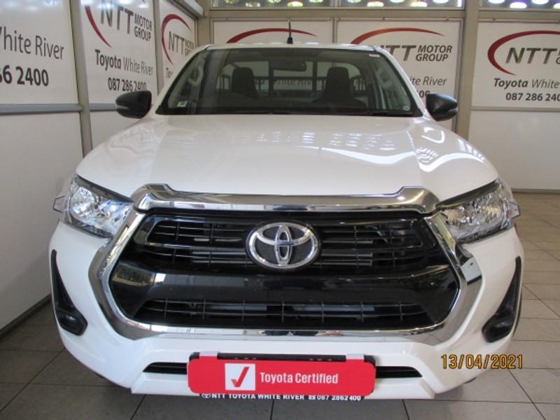 2021 Toyota Hilux 2.4 GD-6 Raider 4x4 Single Cab Bakkie Mpumalanga White River_0