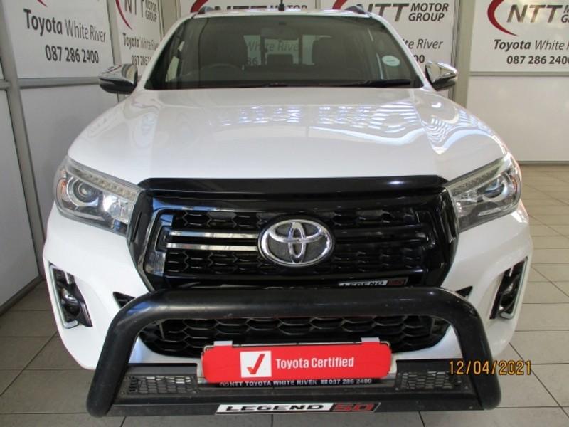 2019 Toyota Hilux 2.8 GD-6 Raider 4X4 Auto Double Cab Bakkie Mpumalanga White River_0