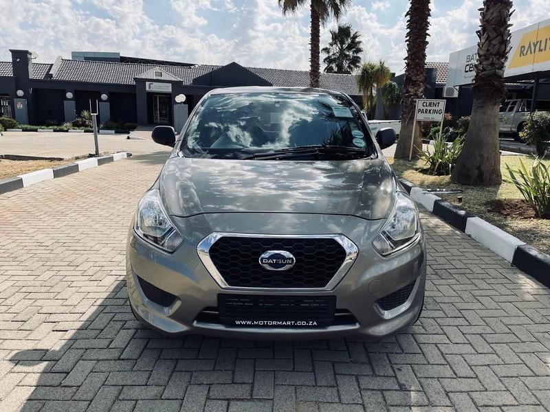 2017 Datsun Go 1.2 LUX AB North West Province Klerksdorp_0