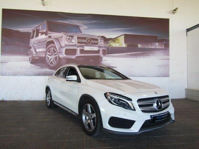 2016 Mercedes-Benz GLA 200 Auto Gauteng Midrand_0