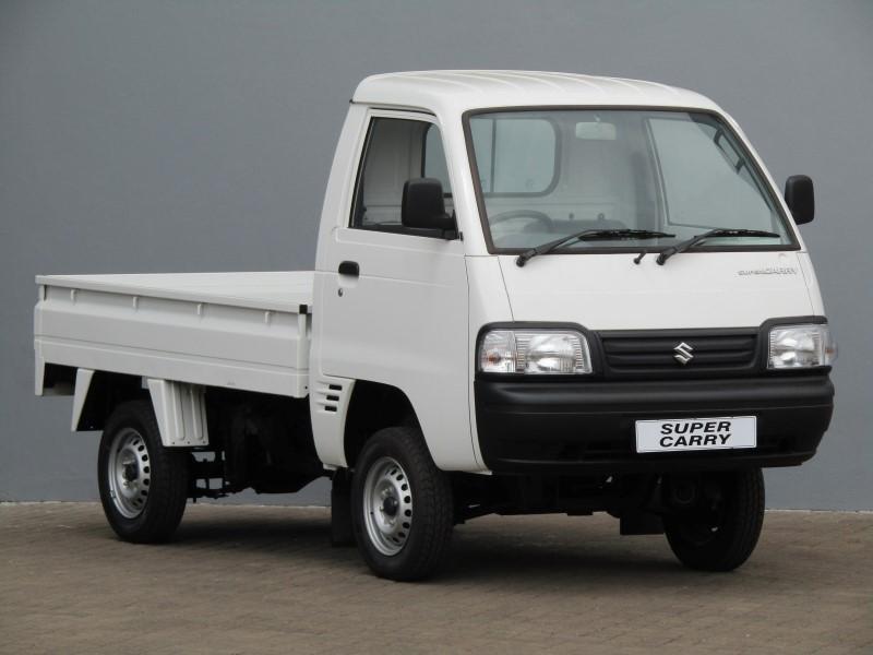2021 Suzuki Super Carry 1.2i PU SC Gauteng Johannesburg_0