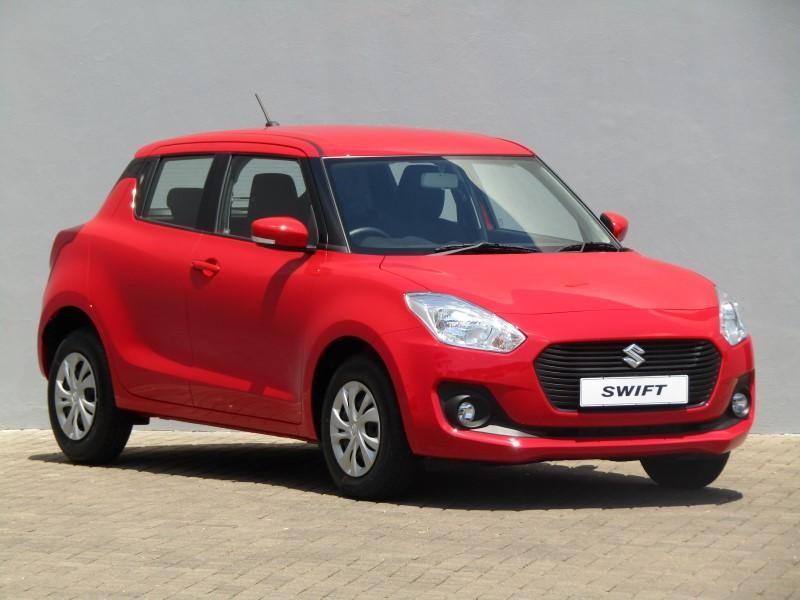 2021 Suzuki Swift 1.2 GL Gauteng Johannesburg_0