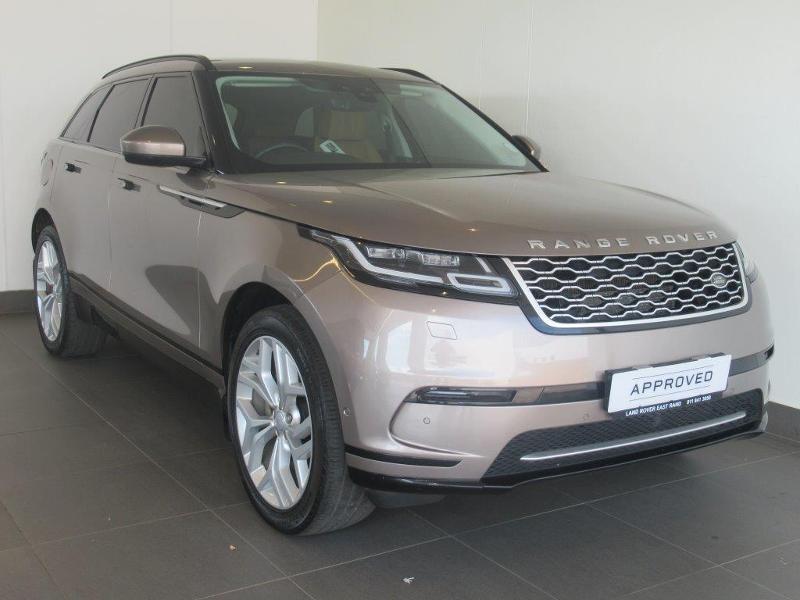 2018 Land Rover Velar 2.0D SE 177KW Gauteng Johannesburg_0