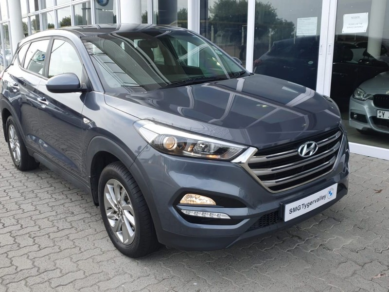 2018 Hyundai Tucson 2.0 Premium Auto Western Cape Tygervalley_0