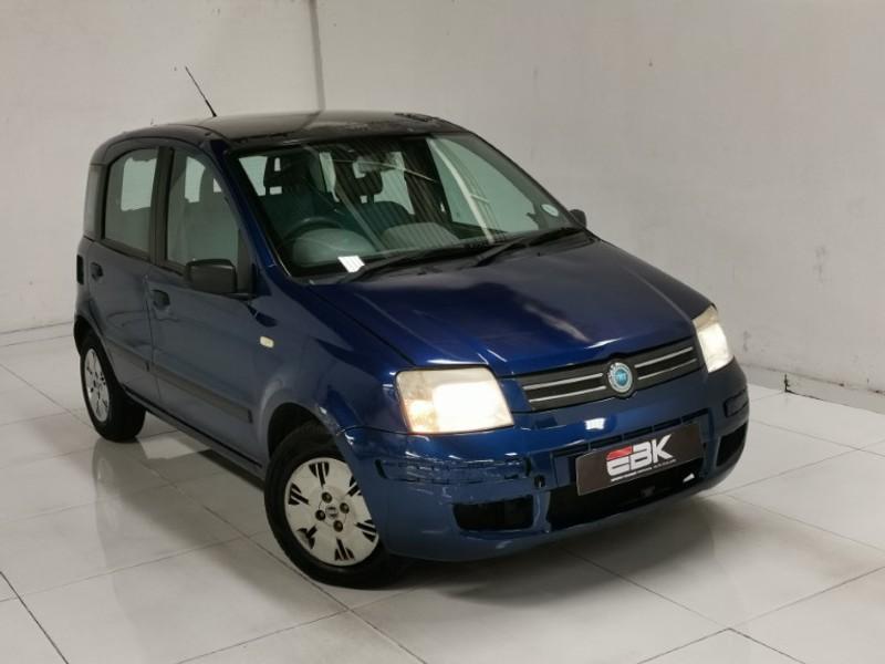2006 Fiat Panda 1.2 Dynamic  Gauteng Johannesburg_0