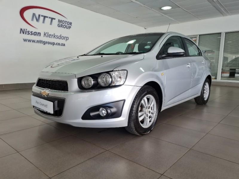 2012 Chevrolet Sonic 1.6 Ls  North West Province Klerksdorp_0