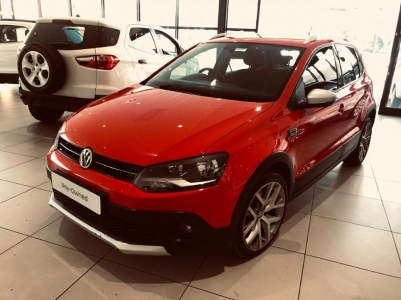 2015 Volkswagen Polo Cross 1.2 TSI Free State Bloemfontein_0