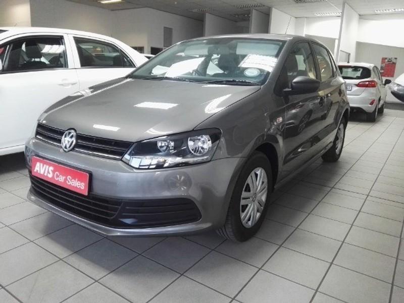 2020 Volkswagen Polo Vivo 1.4 Trendline 5-dr Free State Bloemfontein_0