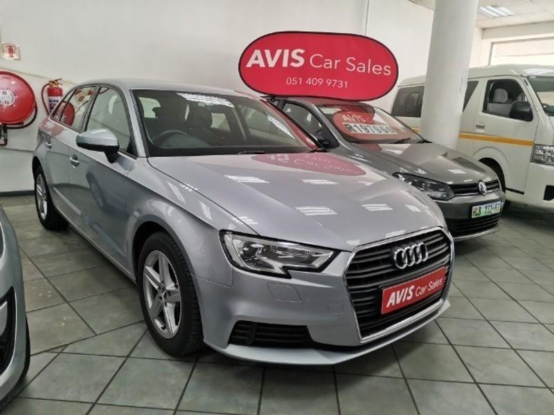 2019 Audi A3 1.0 TFSI STRONIC Free State Bloemfontein_0