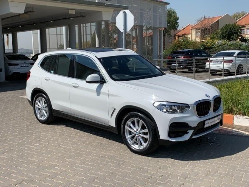 2019 BMW X3 sDRIVE 18d G01 Gauteng Centurion_0