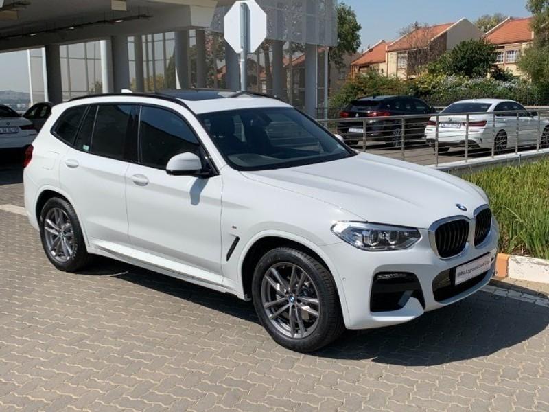 2021 BMW X3 xDRIVE 20d M-Sport G01 Gauteng Centurion_0
